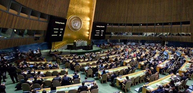 Kürdistan Bölgesi heyeti BM Genel Kurulu'nda