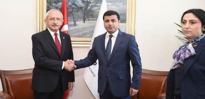 Kılıçdaroğlu'ndan Demirtaş açıklaması