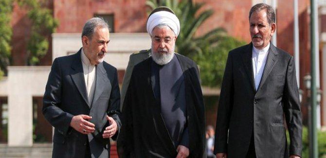 Ruhani:Bölgemiz çok hassas şartlardan geçiyor