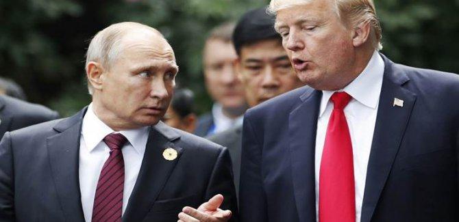 Moskova'dan Washington'a nota