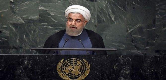 Ruhani: Yaptırımlar kalkarsa müzakereler mümkün