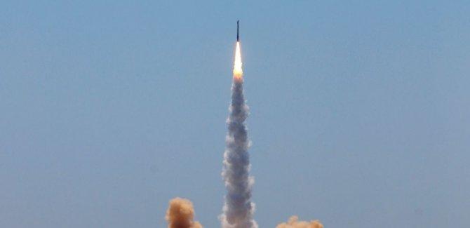 Çin uzaya gözlem uydusu fırlattı