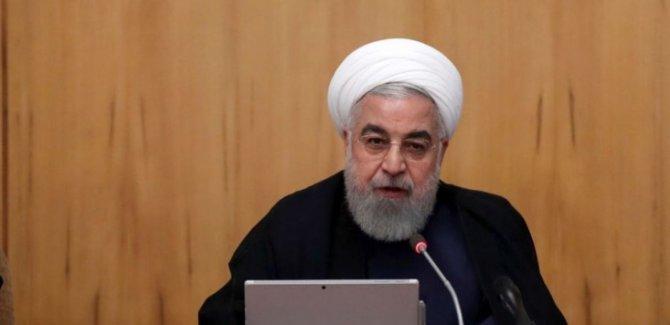 Ruhani:İsrail 'IŞİD'e Destek Veriyor