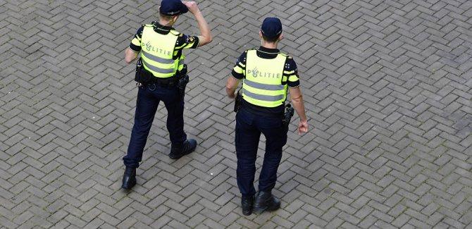 Irkçılğıı 'ortaya çıkaran' emniyet müdürü açığa alındı
