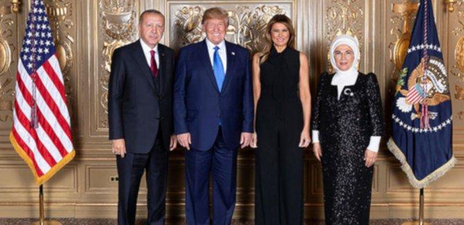 Erdoğan ve Trump Buluştu