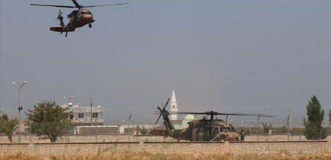 ABD ile 7. ortak helikopter uçuşu yapıldı
