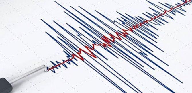 İstanbul'da bir deprem daha: 3.8 büyüklüğünde