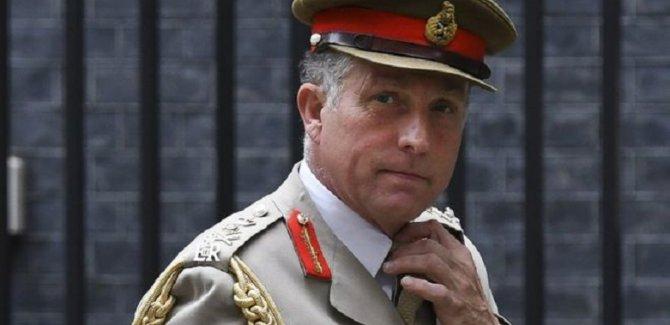 İngiltere Genelkurmay Başkanı: Her gün savaş halindeyiz