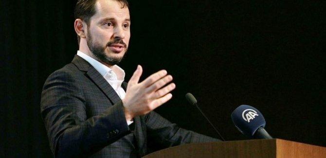 Bakan Albayrak:Üç yıllık yeni ekonomi programını açıkladı