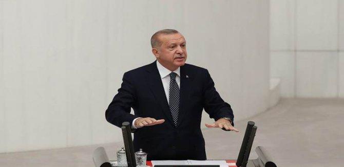 Erdoğan:Biz asla savaştan, kan dökülmesinden yana değiliz