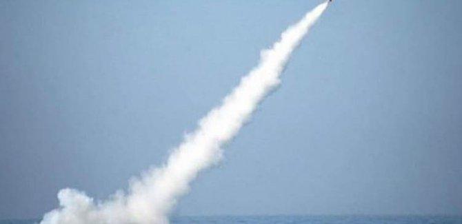 Kuzey Kore'den balistik füze denemesi