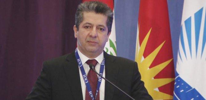 Mesrur Barzani: Güçlü bir Kürdistan olsun istiyoruz