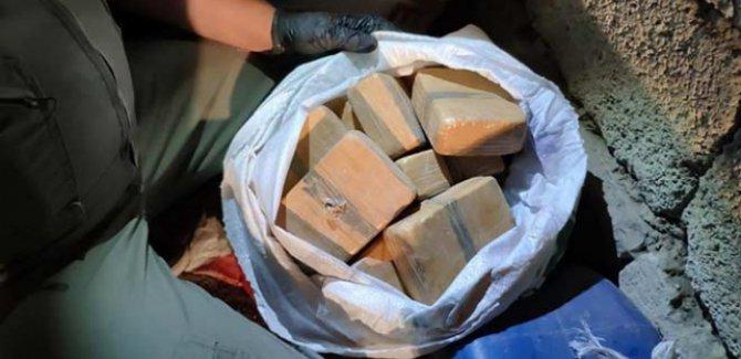 Van'da 133 kilo uyuşturucu ele geçirildi
