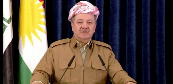 Başkan Barzani: Rojava için elimizden geleni yapacağız