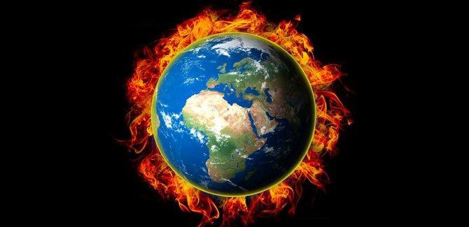 Kuzey Yarımküre'de yazın yüzlerce sıcaklık rekoru kırıldı