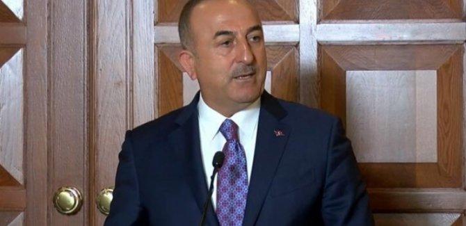 Çavuşoğlu'ndan Fırat'ın doğusuna harekat açıklaması