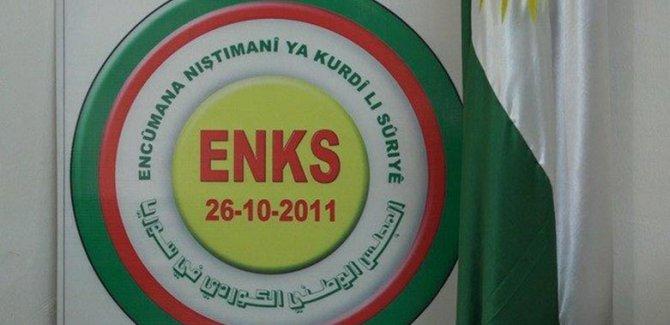 ENKS: PYD otoriter davranıyor, ortak güç kurulmalı