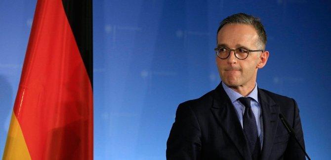 Almanya: Türkiye harekatı sona erdirmeli