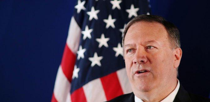 Pompeo: ABD, işgal için yeşil ışık yakmadı