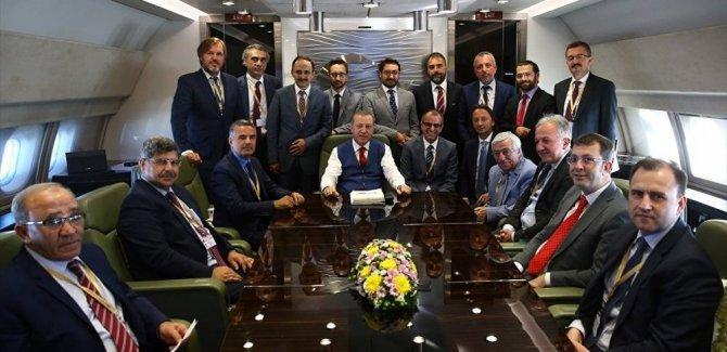 Erdoğan: Kürtlerle sorunumuz yok