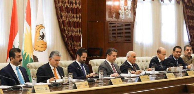 Kürdistan Bölgesi Hükümeti: Kriz sadece Rojava ile sınırlı kalmaz