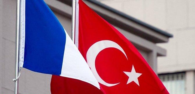 'Fransa bugün Türkiye'ye nota verecek' iddiası
