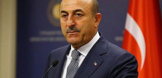 Çavuşoğlu New York Times'a yazdı: Kürtler düşmanımız değil