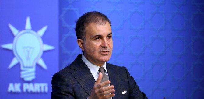 AK Parti'den Akıncı'ya tepki: Basiretsizlik ve saygısızlık