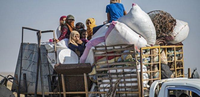BM: 400 bin kişi yerinden olabilir