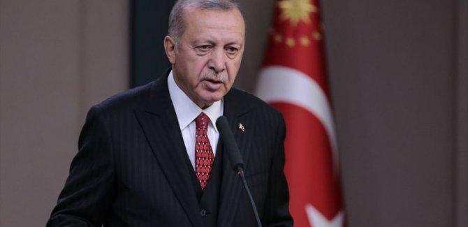 Erdoğan'dan IŞİD iddiası dezenformasyondur