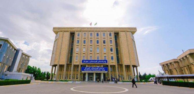 Parlamentoya Kurdistanê derbarê rewşa Rojavayê Kurdistanê de dicive