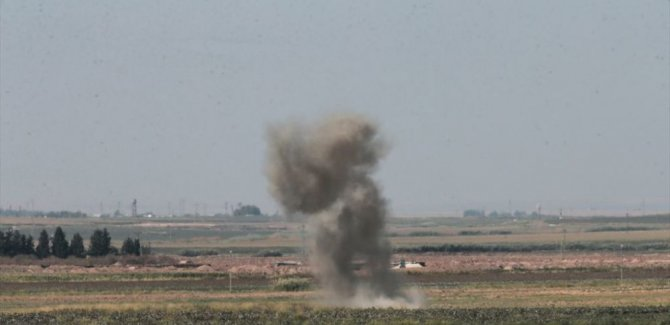 Kızıltepe'nin sınır köyüne havan mermisi isabet etti: Ölü ve yaralılar var