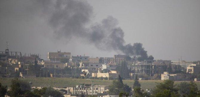 Suriye ordusu Menbiç kırsalında mevzileniyor