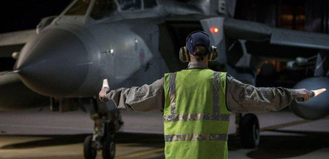 'ABD uçakları Türkiye destekli güçleri taciz etti'