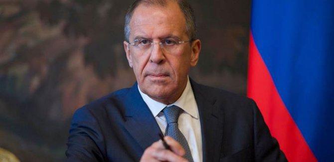 Lavrov: Kürtler ile Şam arasındaki anlaşmanın uygulanmasını teşvik edeceğiz