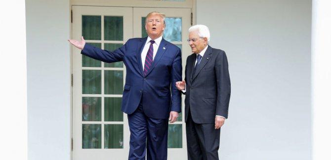 Trump: Rusya'nın Suriye'ye yardımı iyi bir şey