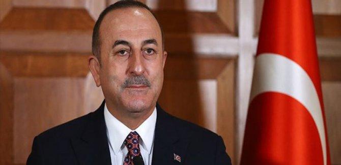 Çavuşoğlu'dan harekat açıklaması