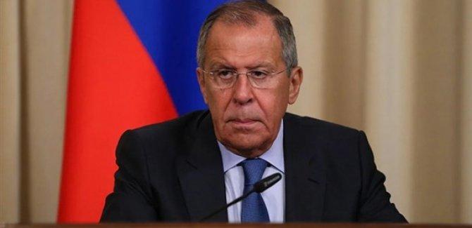 Lavrov: Kürt sorunu Şam'la çözülür