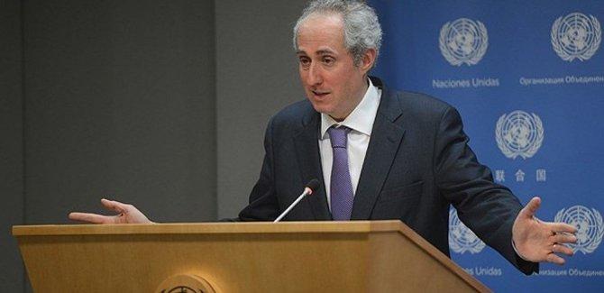 BM: Suriye'de Durum Sakin