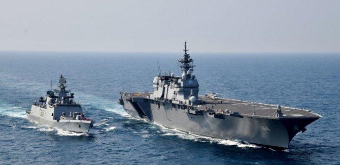 Japonya Ortadoğu'ya savunma kuvveti sevk edecek