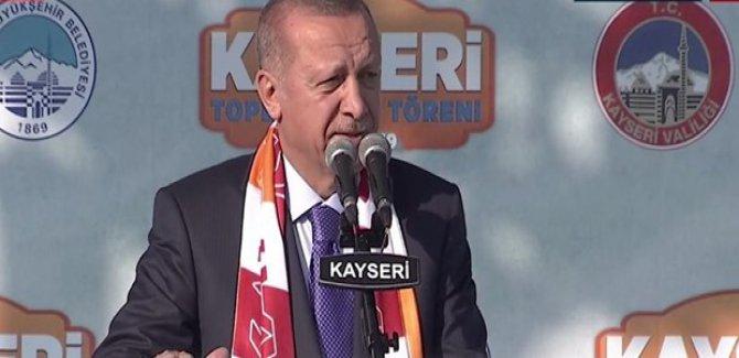 Erdoğan'dan 120 saat uyarısı