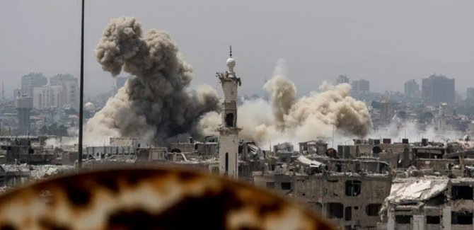 Rusya: ABD'nin Suriye'deki amacını anlamıyoruz