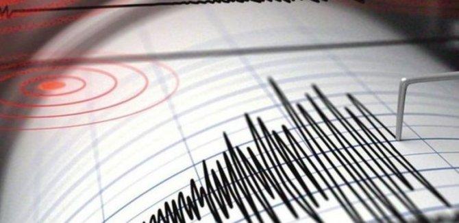 Van'da 4 Şiddetinde Deprem