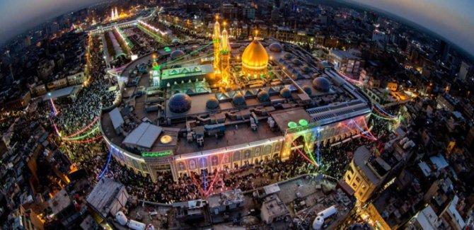 20 Milyon Müslüman Kerbela'da Buluştu