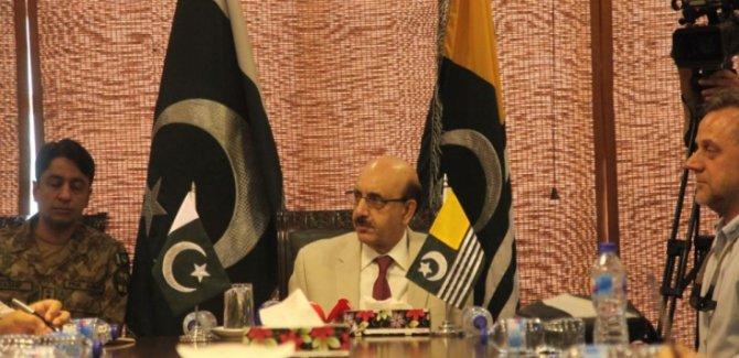 Pakistan'dan Hindistan'a 'İlan Edilmemiş Savaş' Suçlaması