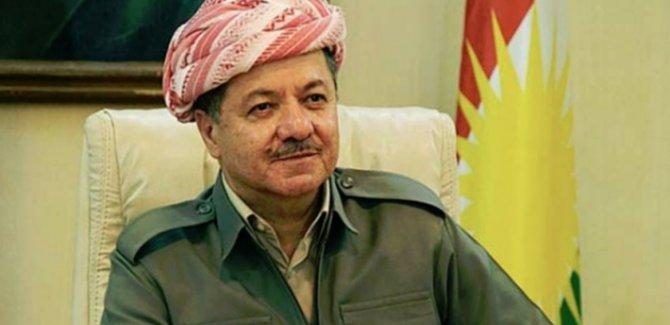 Başkan Barzani'den Rusya'ya 'Rojava' mektubu