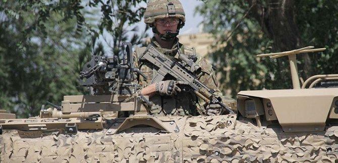 ABD: Afganistan'daki askeri gücümüzü 2 bin civarında azalttık