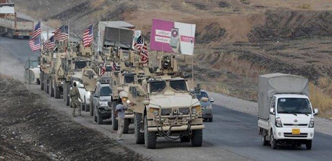 Irak: Suriye'den gelen ABD askerlerine kalma onayı verilmedi