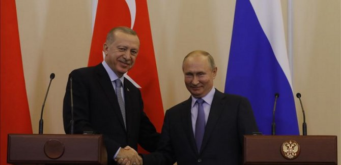 Rusya ve Türkiye arasında 10 maddelik mutabakat