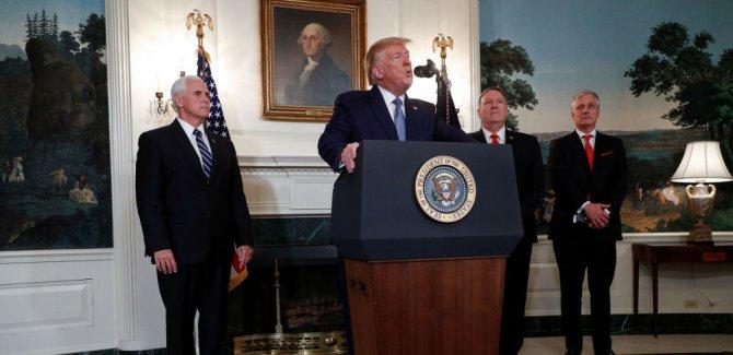 Trump, Türkiye'ye yaptırımlarını kaldırdı